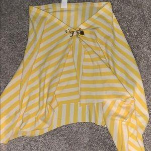 Juicy couture bathing suit wrap